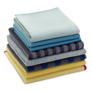 E-Cloth Home Cleaning Pack, Set of 8