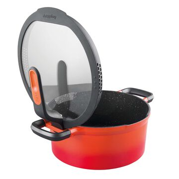 BergHOFF Gem Stay-Cool Casserole with Lid, 1.9 qt.