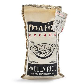 Matiz Valencia Paella Rice, 35 oz.