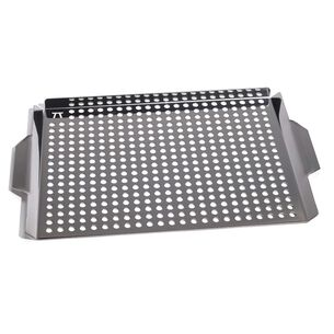 """Stainless Steel Grill Grid, 17""""x11"""""""