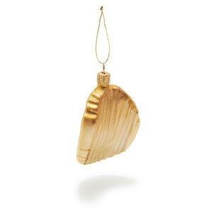 Potato Chip Glass Ornament