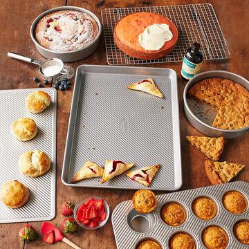 Sur La Table Platinum Pro Bakeware, Set of 6