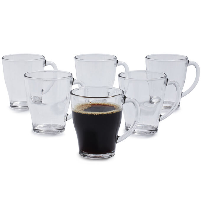 Duralex Cosy Mugs, Set of 6