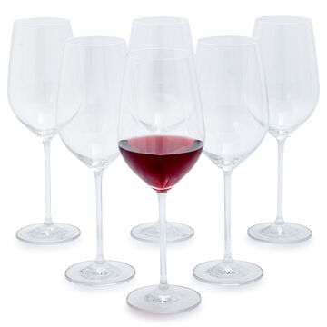 Schott Zwiesel Fortissimo Full-Red Wine Glasses