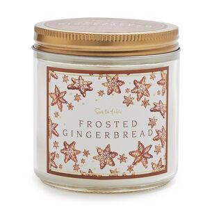 Frosted Gingerbread Soy Candle, 10.9 oz.