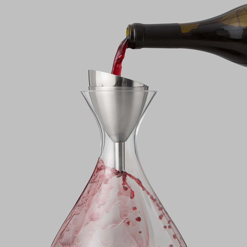 RBT Wine Funnel and Sediment Strainer