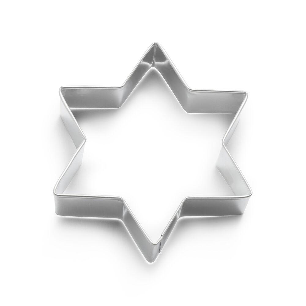 Star of David Cookie Cutter