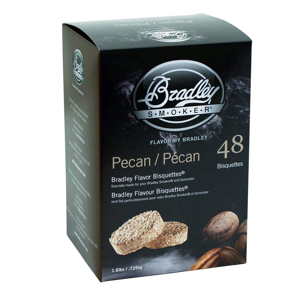 Bradley Smoker Bisquettes, 48 Pack