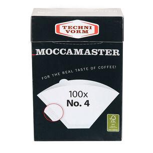 Technivorm #4 Coffee Filters, Box of 100