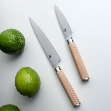 "Shun Classic Blonde Paring Knife, 3.5"""