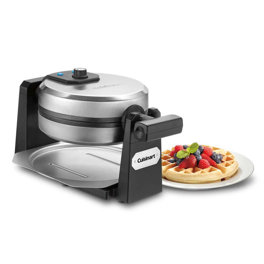 Cuisinart Belgian Waffle Maker, Round