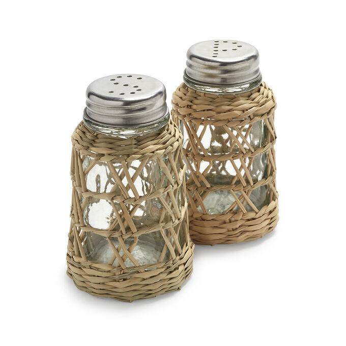 Seagrass Salt & Pepper Set