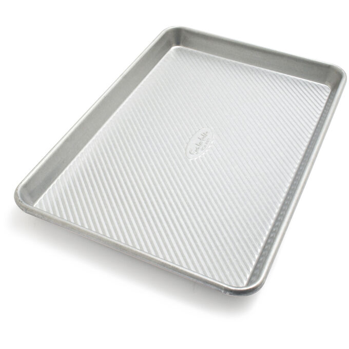 "Sur La Table Platinum Professional Jellyroll Pan, 14.25"" x 9.37"""