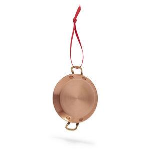 Copper Paella Pan Ornament