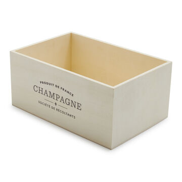 "Sur La Table Champagne Gift Box, 9"" x 6"""
