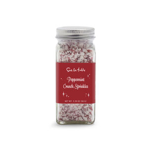 Peppermint Crunch Holiday Sprinkles