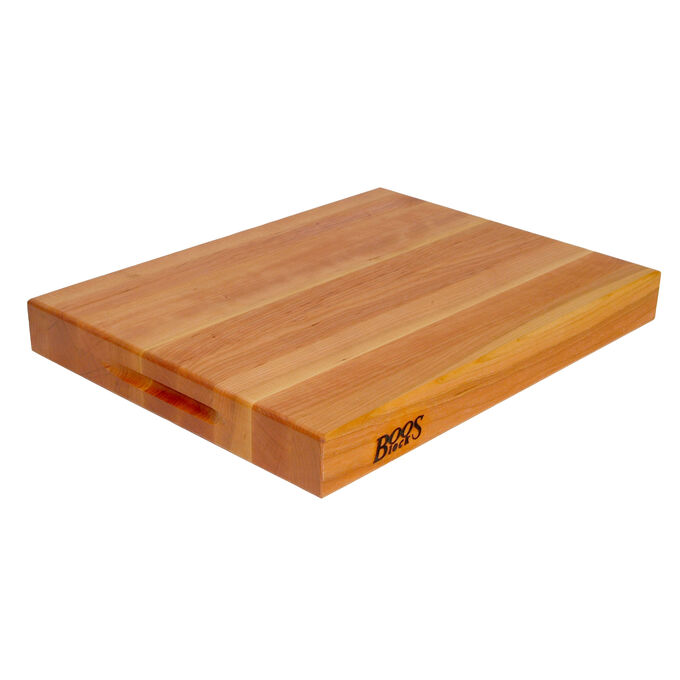 John Boos & Co. Cherry Edge-Grain Cutting Board