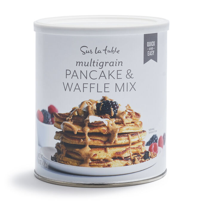 Sur La Table Multigrain Pancake and Waffle Mix