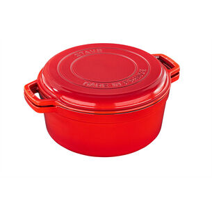 Staub Braise and Grill, 7 qt.