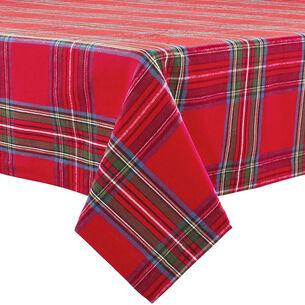Christmas Plaid Tablecloths