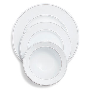 Noir 12-Piece Dinnerware Set