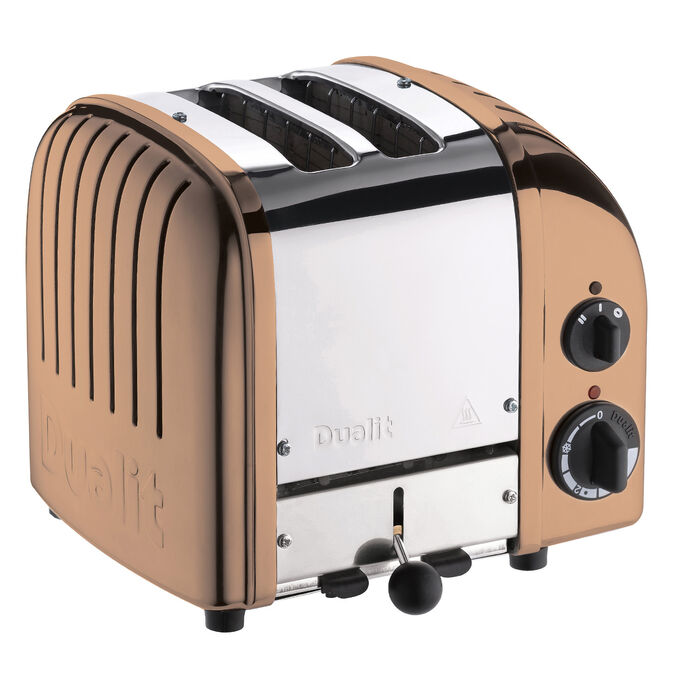 Dualit Copper Two-Slice Toaster