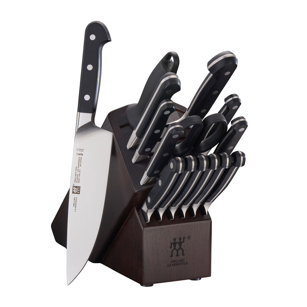 Zwilling Pro 16-Piece Choose-Your-Block Set