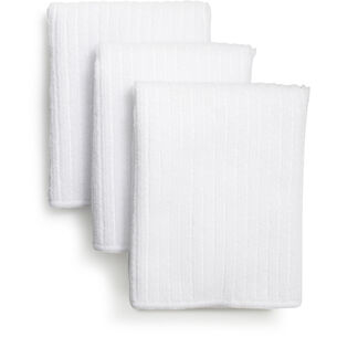 "Microfiber Dishcloth, 12"" x 12"", Set of 3"