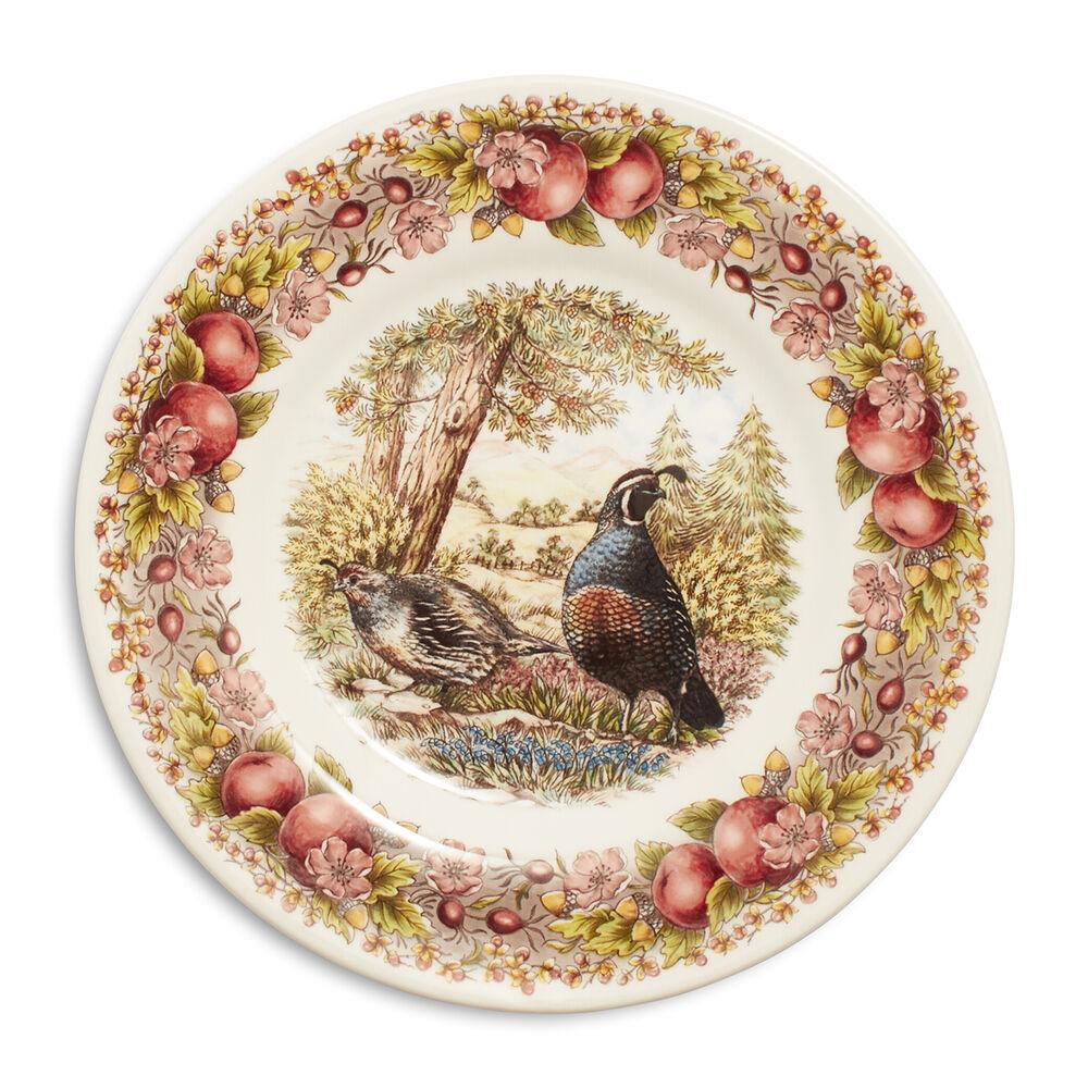 """Royal Stafford Quail Salad Plate, 8.5"""""""