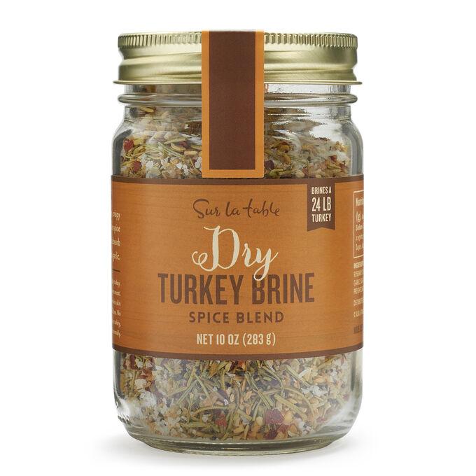 Sur La Table Dry Turkey Brine Blend