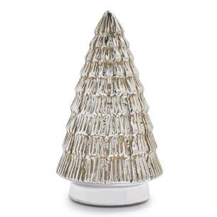 Decorative Silver Trees