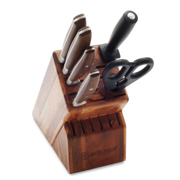Wüsthof Epicure 7-Piece Knife Block Set