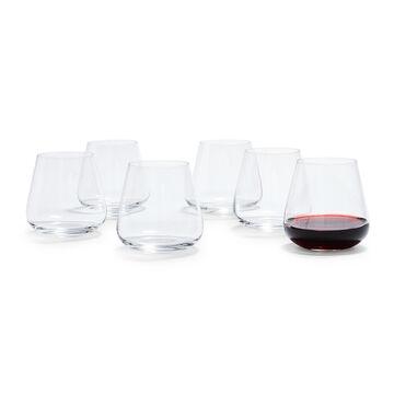 Schott Zwiesel Vervino Stemless Red Glasses