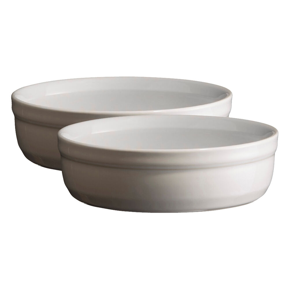 Emile Henry Brûlée Dishes, Set of 2