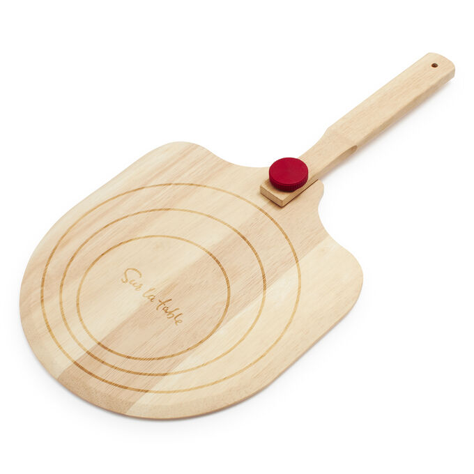 Sur La Table Collapsible Pizza Peel with Markings