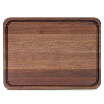 John Boos Tenmoku Walnut Edge-Grain Cutting Board