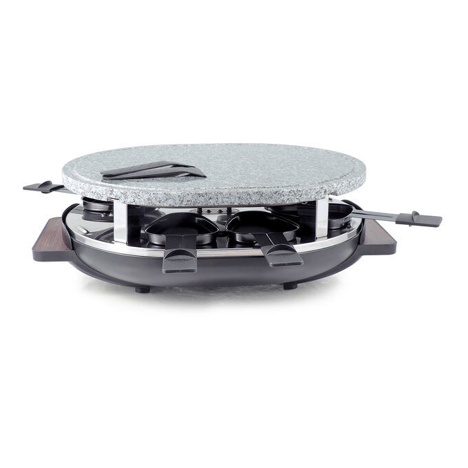 Matterhorn Raclette Grill with Granite Stone Top