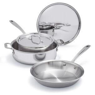All-Clad d3 Compact 5-Piece Cookware Set