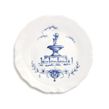 Toscana Salad Plates, Set of 4