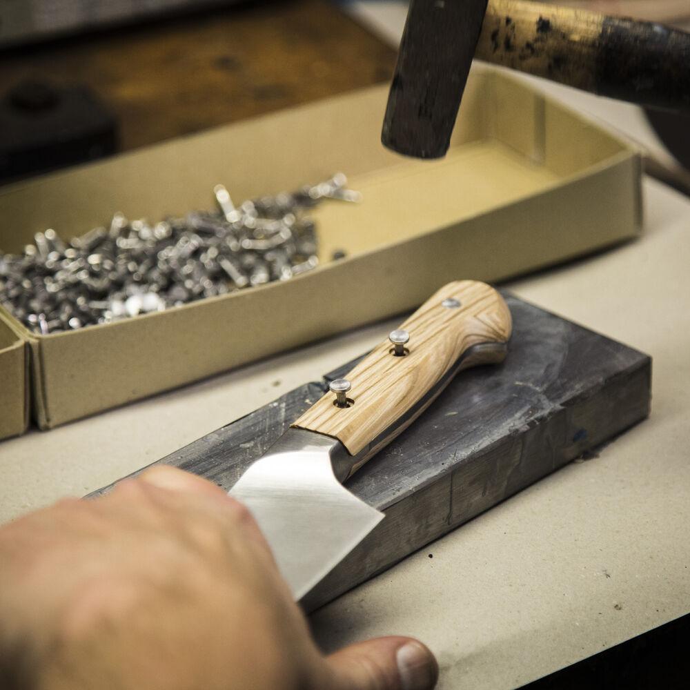"Zwilling Pro Holm Oak Prep Knife, 5.5"""