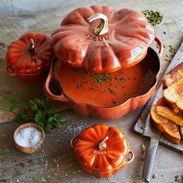Staub Pumpkin Cocotte, 5 qt.
