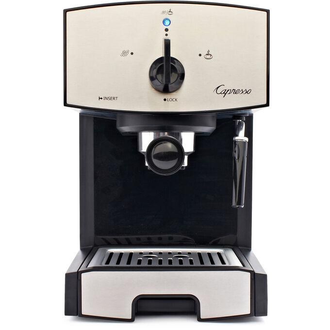 Capresso EC50 Stainless Steel Pump Espresso Machine