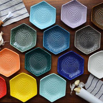 Grate Plate Handmade Ceramic Grater