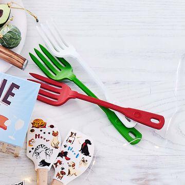 Sur La Table Silicone Ultimate Fork