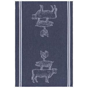 """Jacquard BBQ Kitchen Towel, 28"""" x 18"""""""