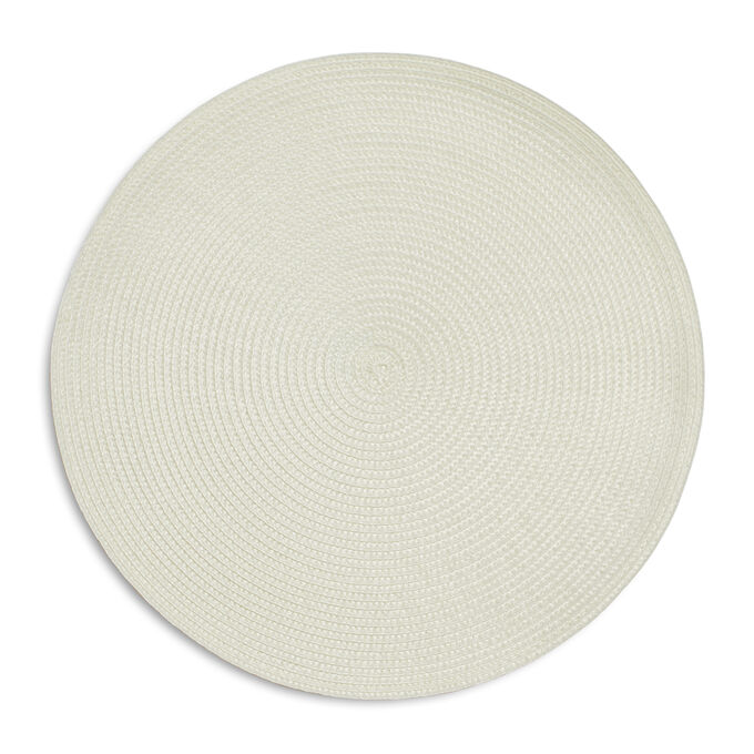 Round Woven Placemats, 15""