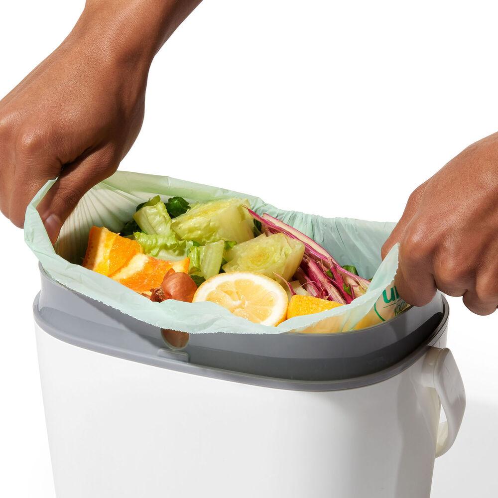 OXO Good Grips Easy-Clean Compost Bin, 1.75 gal.