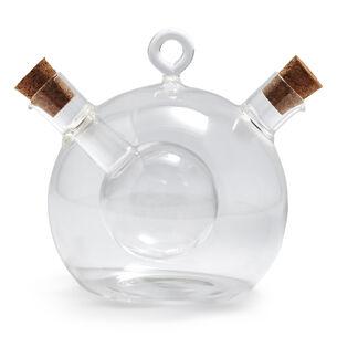 Glass Oil & Vinegar Cruet