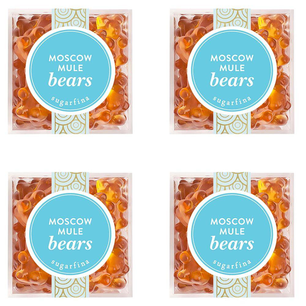 Sugarfina Moscow Mule Bears, Small Set of 4