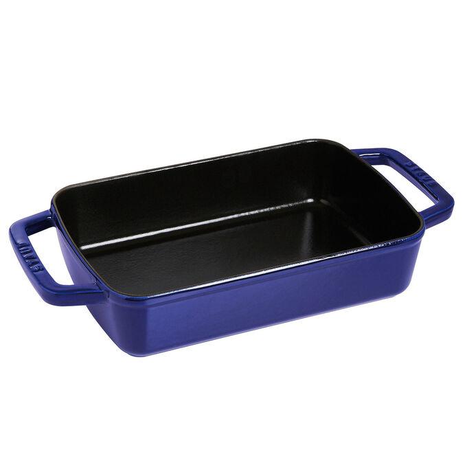 """Staub Rectangular Baking Pan, 12"""" x 8"""""""